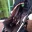 รถเข็นเด็ก Aprica stick สีน้ำตาล-ดำ รหัสสินค้า SL0072 thumbnail 4