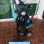 รถเข็นเด็กมือสอง Pigeon Pattan สีฟ้าเขียว รหัส SL0076 thumbnail 16