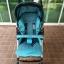 รถเข็นเด็ก Aprica รุ่น QL 193 สีฟ้าเบาะผ้าซาติน รหัสสินค้า : C0041 thumbnail 2