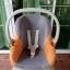 กระเช้าคาร์ซีท Leaman สีส้มเทา รหัสสินค้า CS0019 thumbnail 3
