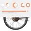 จักรยานไฟฟ้าทรงผู้ชาย Yunbike C1 - สีดำ (Pre-Order) thumbnail 8
