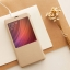 เคส Xiaomi Redmi Pro Smart Flip Case - สีทอง thumbnail 6