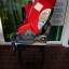 คาร์ซีทมือสอง Aprica Marshmallow สีแดง + หมวก รหัส CS0071 thumbnail 16