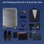 """(พร้อมส่ง) Xiaomi 90 Smart Metal Travel Suitcase 20"""" - กระเป๋าเดินทางล้อลากเหล็กอัจฉริยะ ขนาด 20 นิ้ว (รุ่นบูลทูธ) thumbnail 19"""