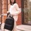 Xiaomi Simple College Wind Shoulder Bag - กระเป๋าเป้รุ่นซิมเปิ้ลคอลเลจวินด์ (สีดำ) thumbnail 9