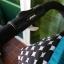 รถเข็นเด็กมือสอง Pigeon Pattan สีฟ้าเขียว รหัส SL0076 thumbnail 6