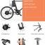 จักรยานไฟฟ้าทรงผู้ชาย Yunbike C1 - สีดำ (Pre-Order) thumbnail 15