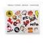 Xiaomi Mitu Sticker - สติ๊กเกอร์ MiTu thumbnail 8