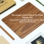 Xiaomi Wood Mouse Pad - แผ่นรองเม้าส์แบบไม้ thumbnail 2