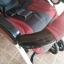 รถเข็นเด็กมือสอง Combi สีแดง คาดเทาดำ รหัสสินค้า :C0010 thumbnail 8