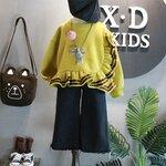 ZY1065-เสื้อ 5 ชุด/แพค ไซส์ 100-140