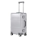"Xiaomi 90 Smart Metal Travel Suitcase 20"" - กระเป๋าเดินทางล้อลากเหล็กอัจฉริยะ ขนาด 20 นิ้ว (รุ่นบูลทูธ) (Pre-Order)"
