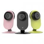กล้องวงจรปิด Xiaomi - Yi Smart Camera Color Edition (Night Vision)